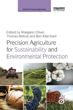 Precision Agriculture for Sustainability and Environmental Protection: 1st Edition (Paperback) book cover