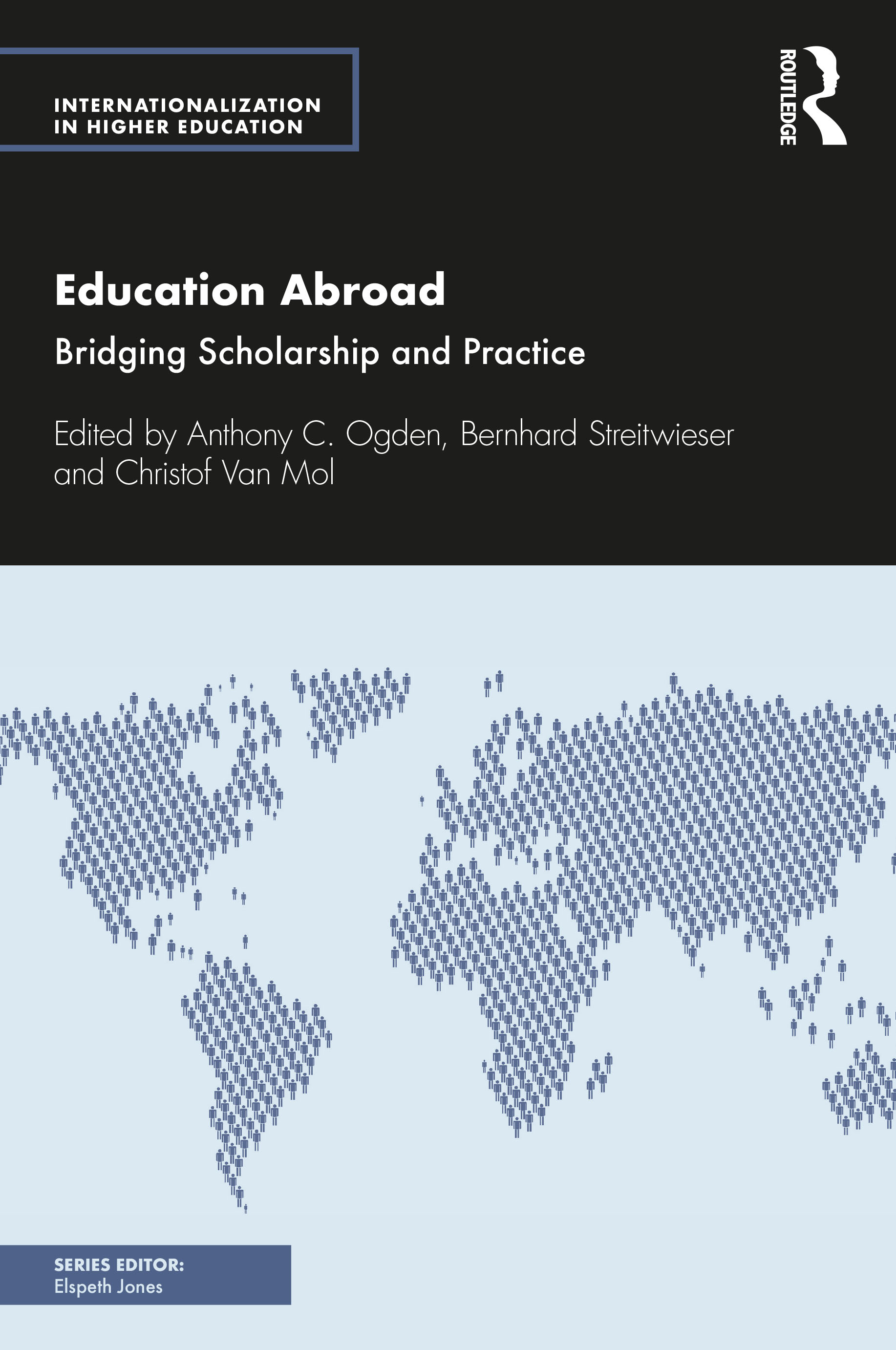 Education Abroad: Bridging Scholarship and Practice book cover