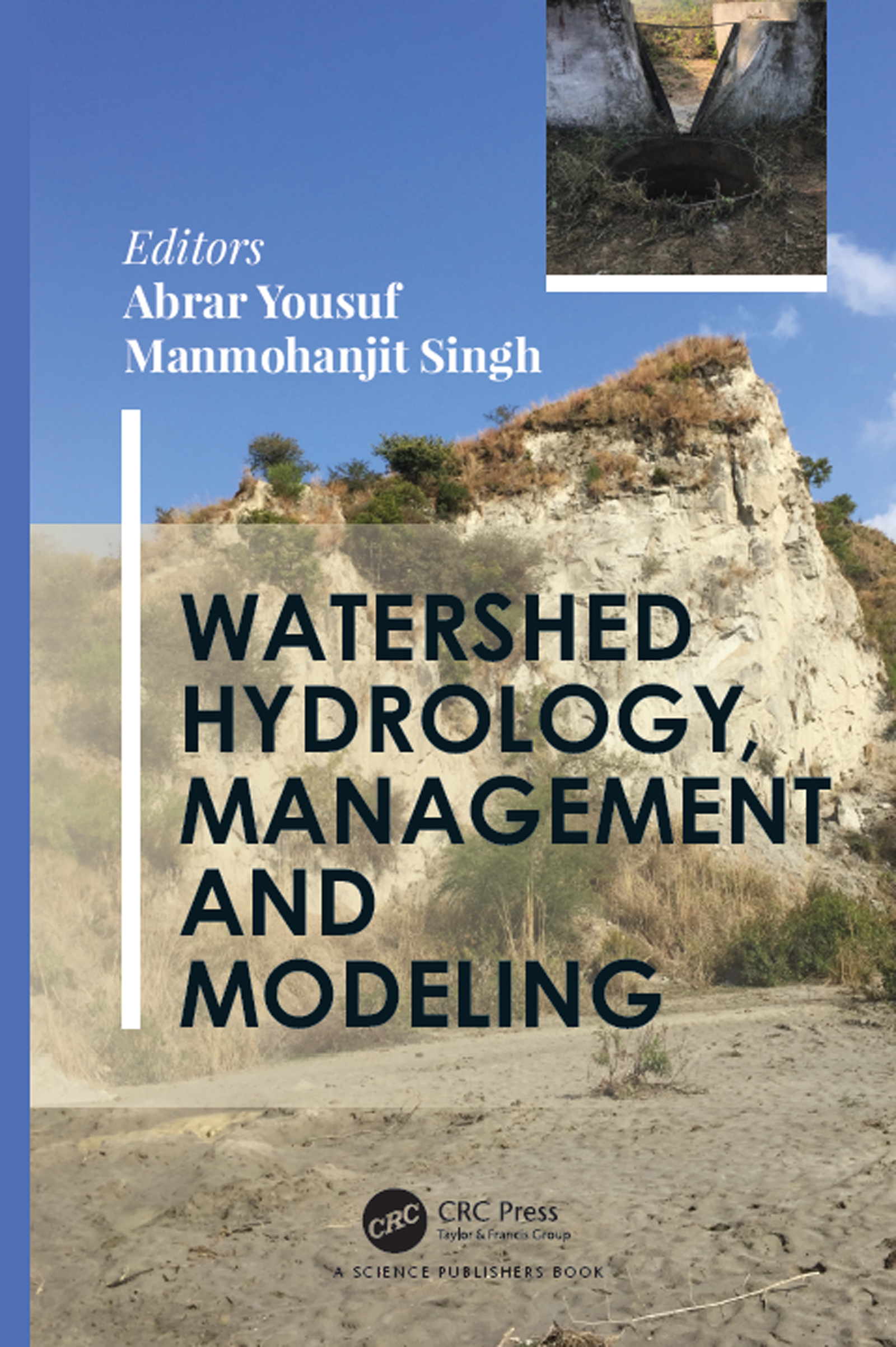 Watershed Hydrology, Management and Modeling book cover