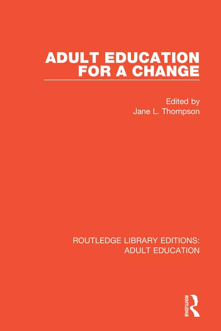 Adult Education For a Change