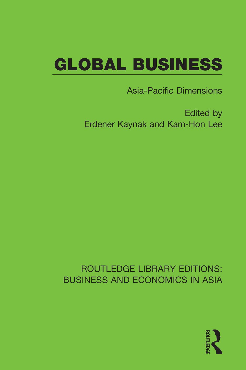 Global Business: Asia-Pacific Dimensions book cover