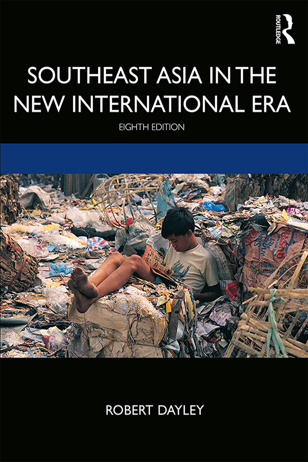 Southeast Asia in the New International Era book cover