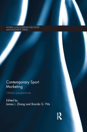 Contemporary Sport Marketing: Global perspectives book cover