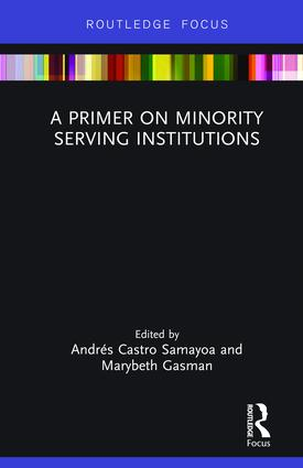 A Primer on Minority Serving Institutions: 1st Edition (e-Book) book cover
