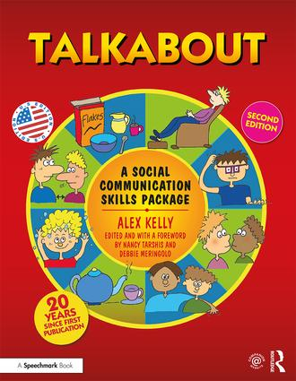 Talkabout: A Social Communication Skills Package (US edition) book cover