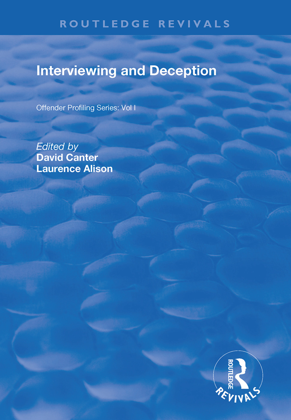 Interviewing and Deception book cover
