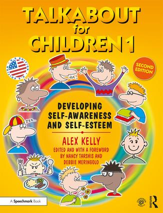 Talkabout for Children 1: Developing Self-Awareness and Self-Esteem (US edition) book cover