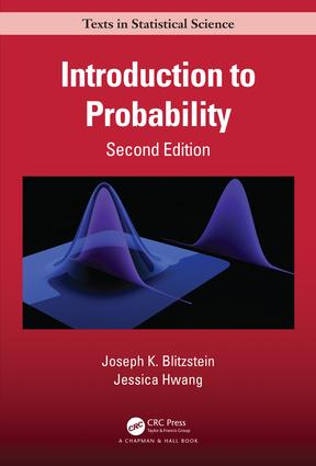 Introduction to Probability, Second Edition book cover