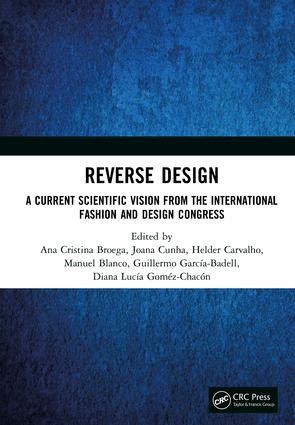 Reverse Design: A Current Scientific Vision From the International Fashion and Design Congress, 1st Edition (Hardback) book cover