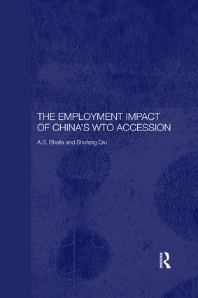 The Employment Impact of China's WTO Accession