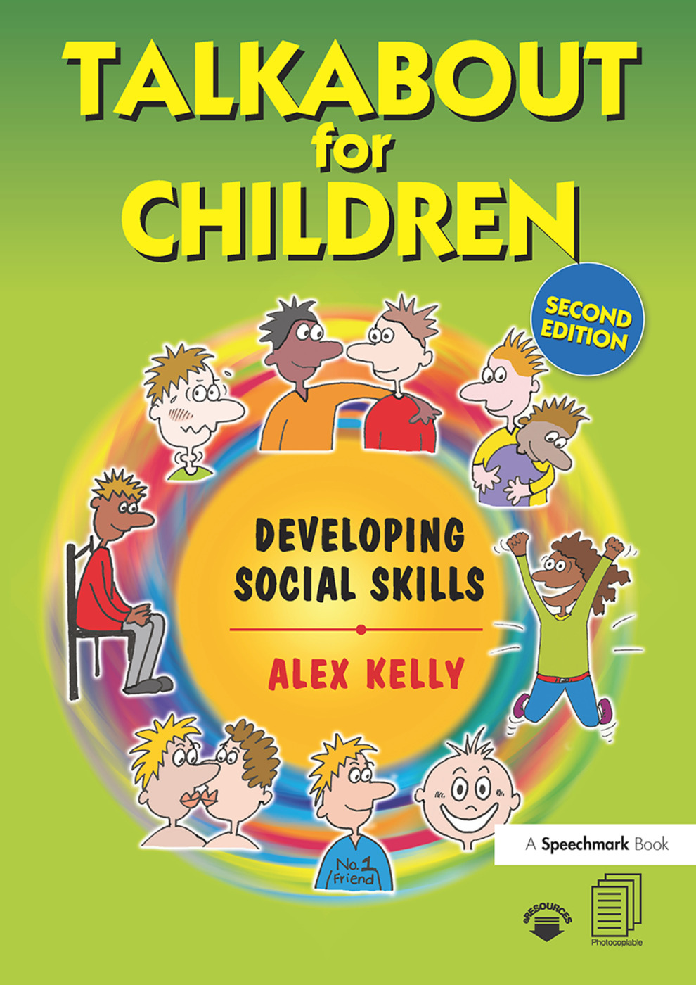 Talkabout for Children 2: Developing Social Skills, 2nd Edition (Hardback) book cover
