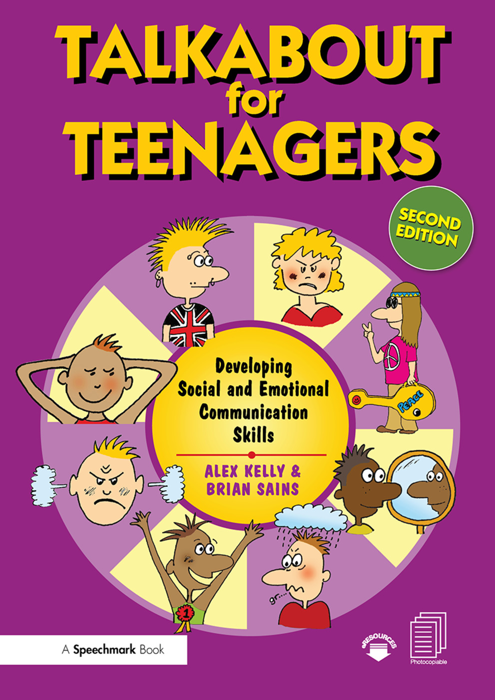 Talkabout for Teenagers: Developing Social and Emotional Communication Skills book cover