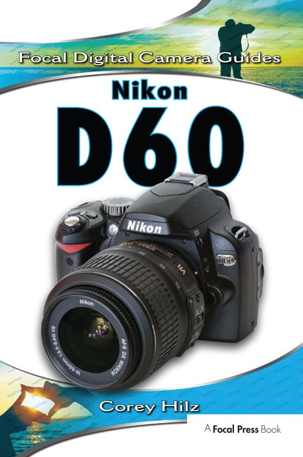Nikon D60 book cover