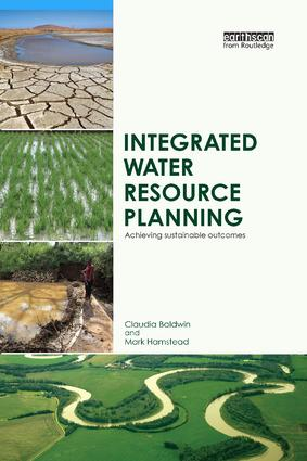 Integrated Water Resource Planning: Achieving Sustainable Outcomes book cover
