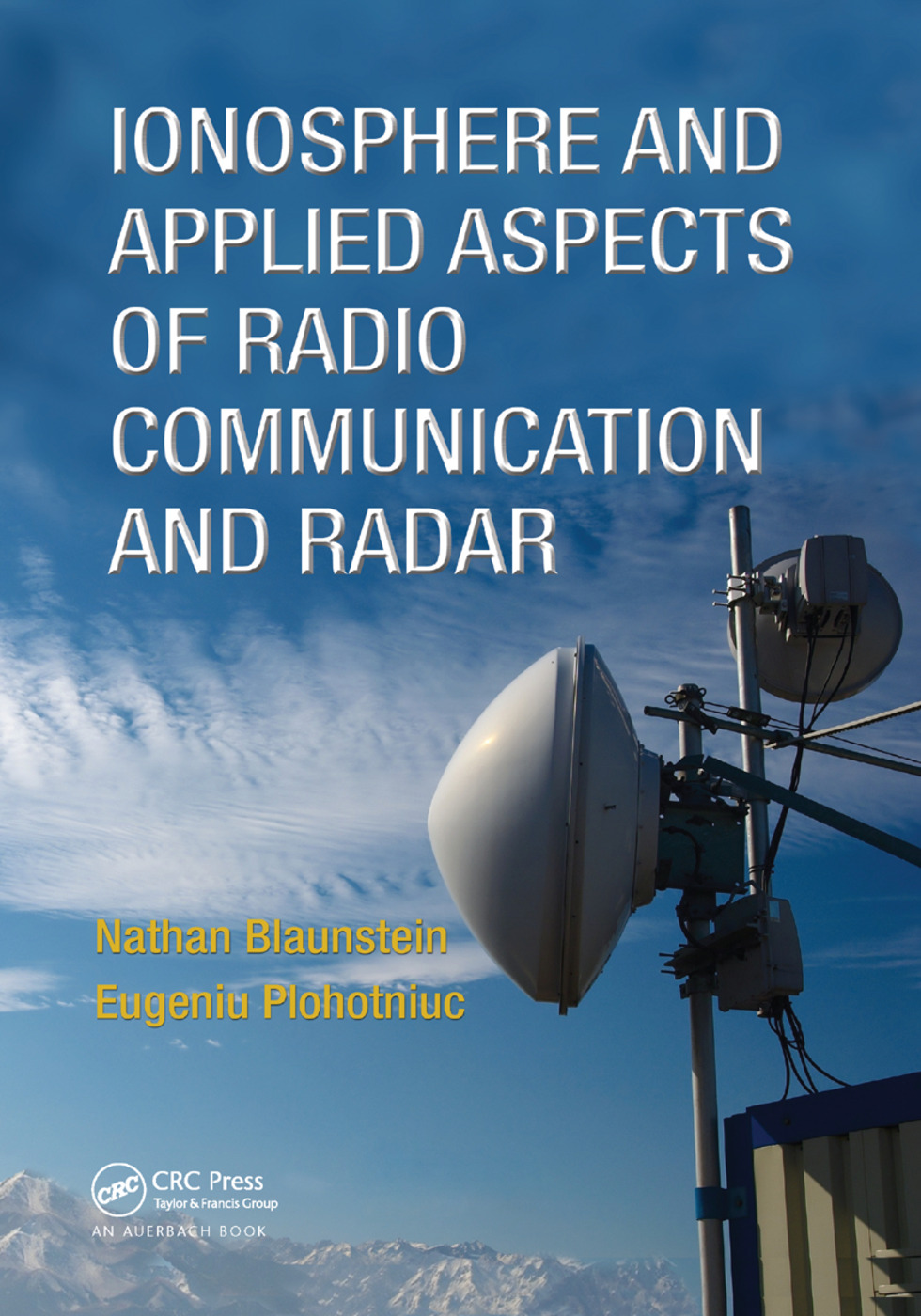 Ionosphere and Applied Aspects of Radio Communication and Radar: 1st Edition (Paperback) book cover