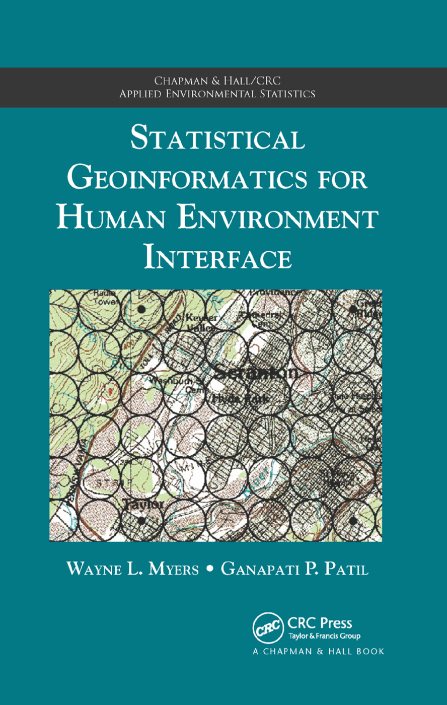 Statistical Geoinformatics for Human Environment Interface: 1st Edition (Paperback) book cover