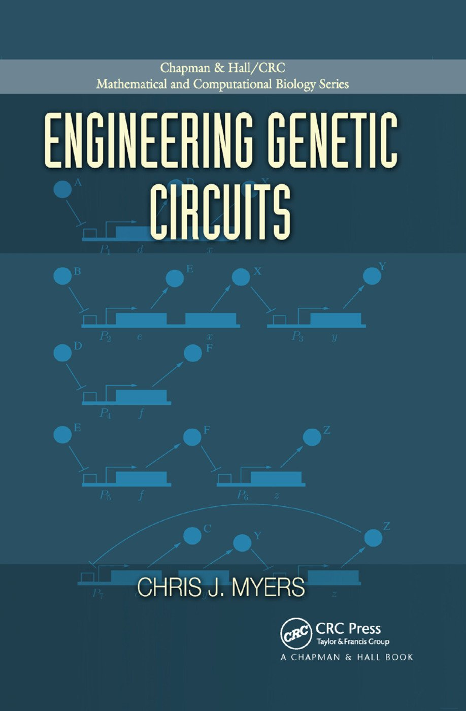 Engineering Genetic Circuits book cover