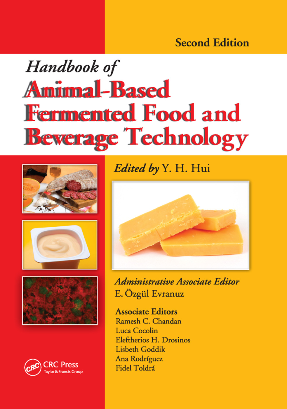 Handbook of Animal-Based Fermented Food and Beverage Technology: 2nd Edition (Paperback) book cover