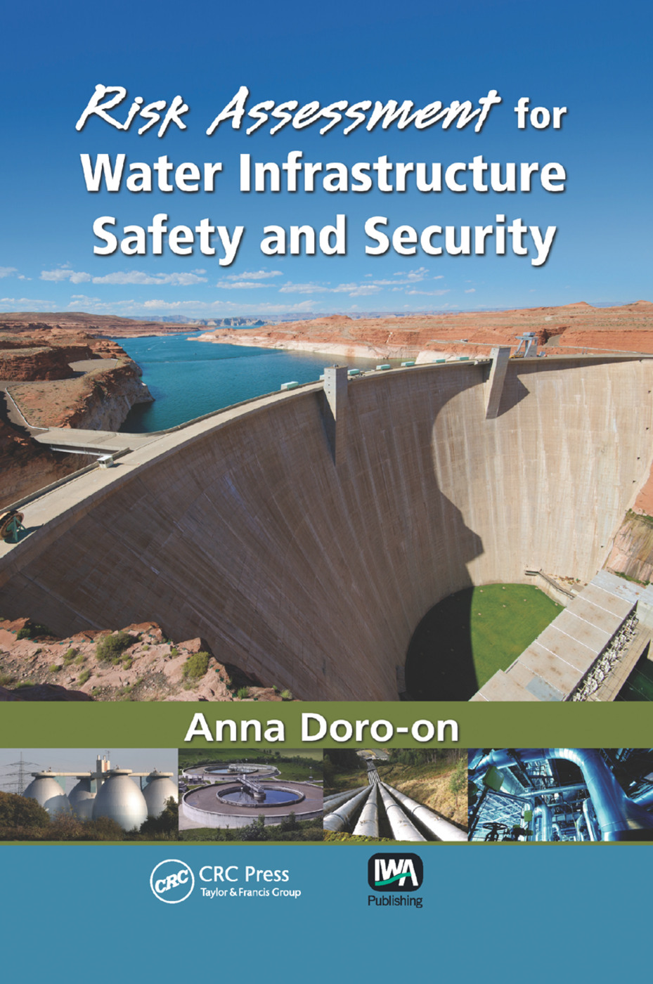 Risk Assessment for Water Infrastructure Safety and Security: 1st Edition (Paperback) book cover