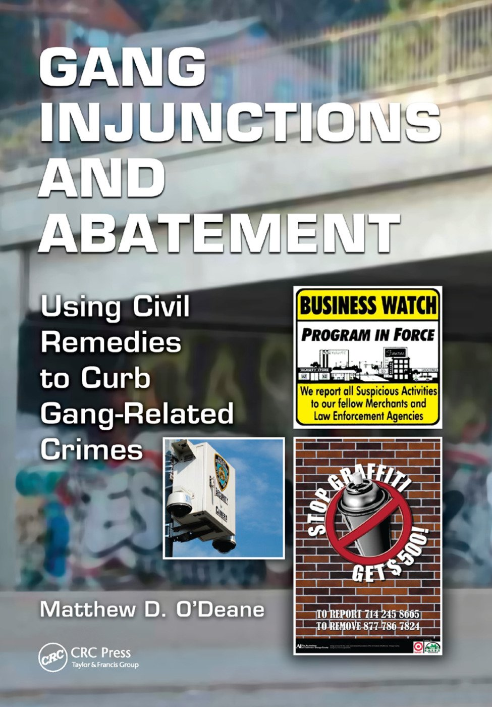 Gang Injunctions and Abatement: Using Civil Remedies to Curb Gang-Related Crimes, 1st Edition (Paperback) book cover