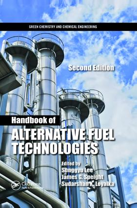 Handbook of Alternative Fuel Technologies book cover