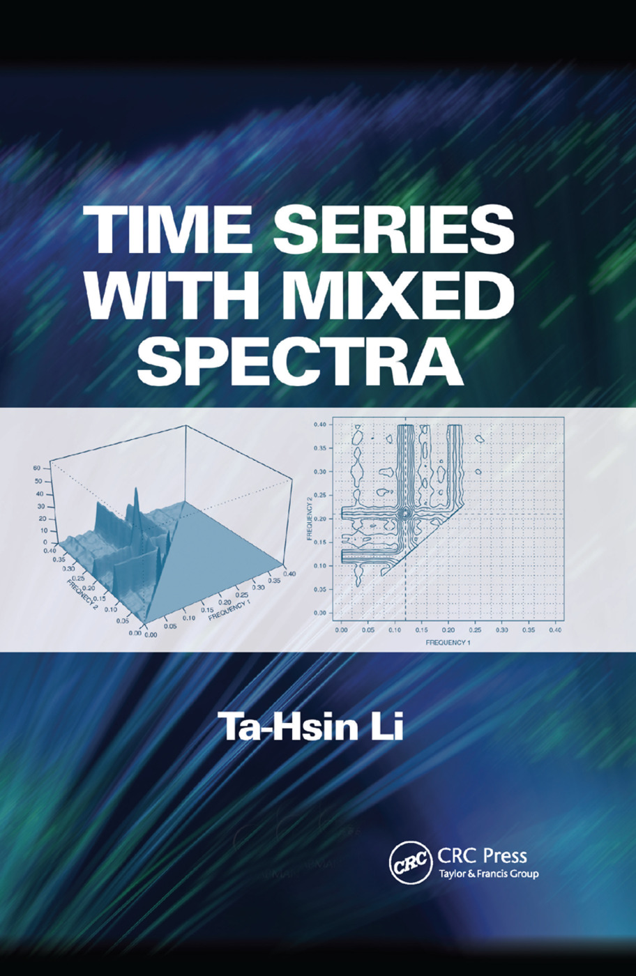 Time Series with Mixed Spectra: 1st Edition (Paperback) book cover