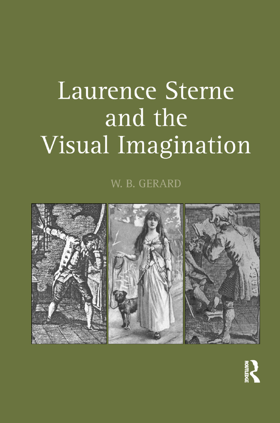 Laurence Sterne and the Visual Imagination: 1st Edition (Paperback) book cover