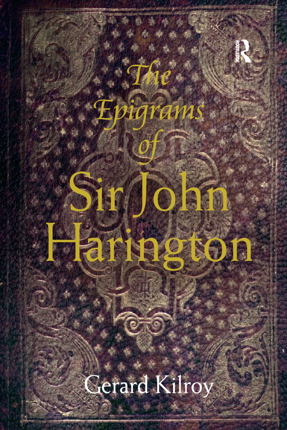 The Epigrams of Sir John Harington: 1st Edition (Paperback) book cover