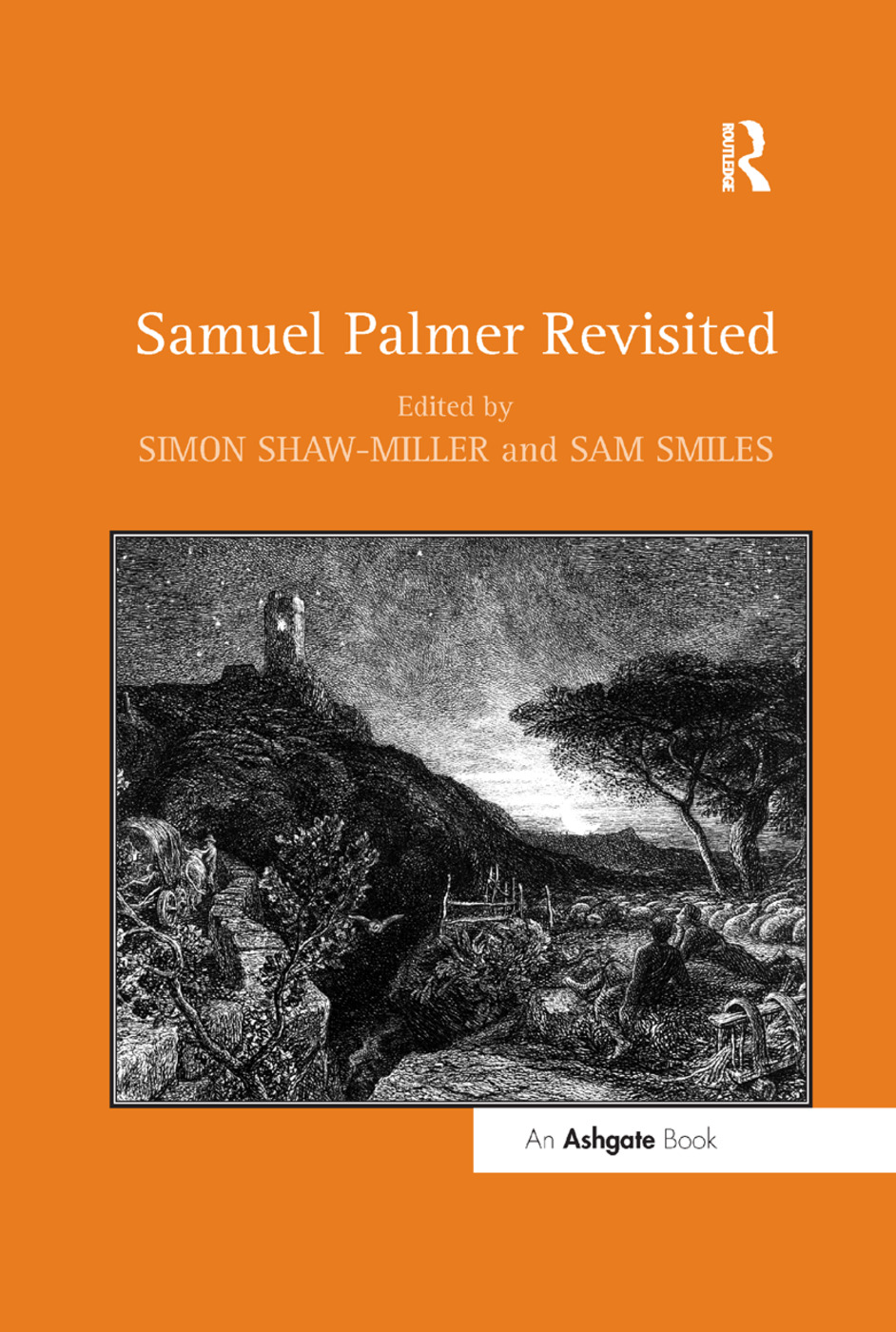 Samuel Palmer Revisited: 1st Edition (Paperback) book cover