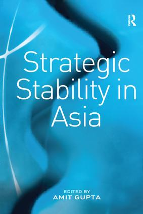 Strategic Stability in Asia: 1st Edition (Paperback) book cover