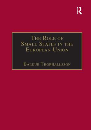 The Role of Small States in the European Union