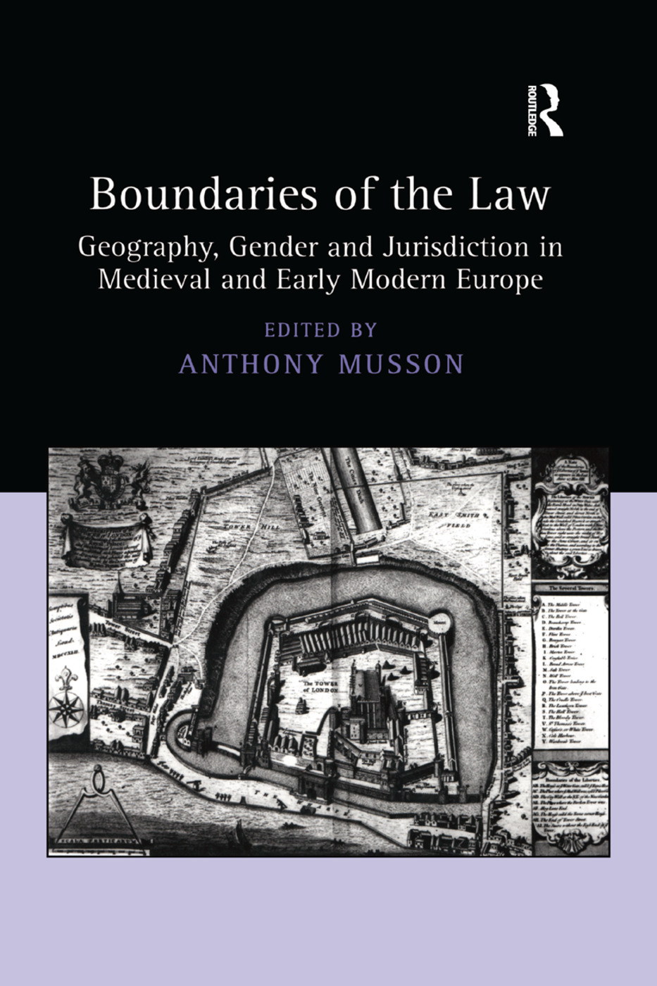 Boundaries of the Law: Geography, Gender and Jurisdiction in Medieval and Early Modern Europe book cover
