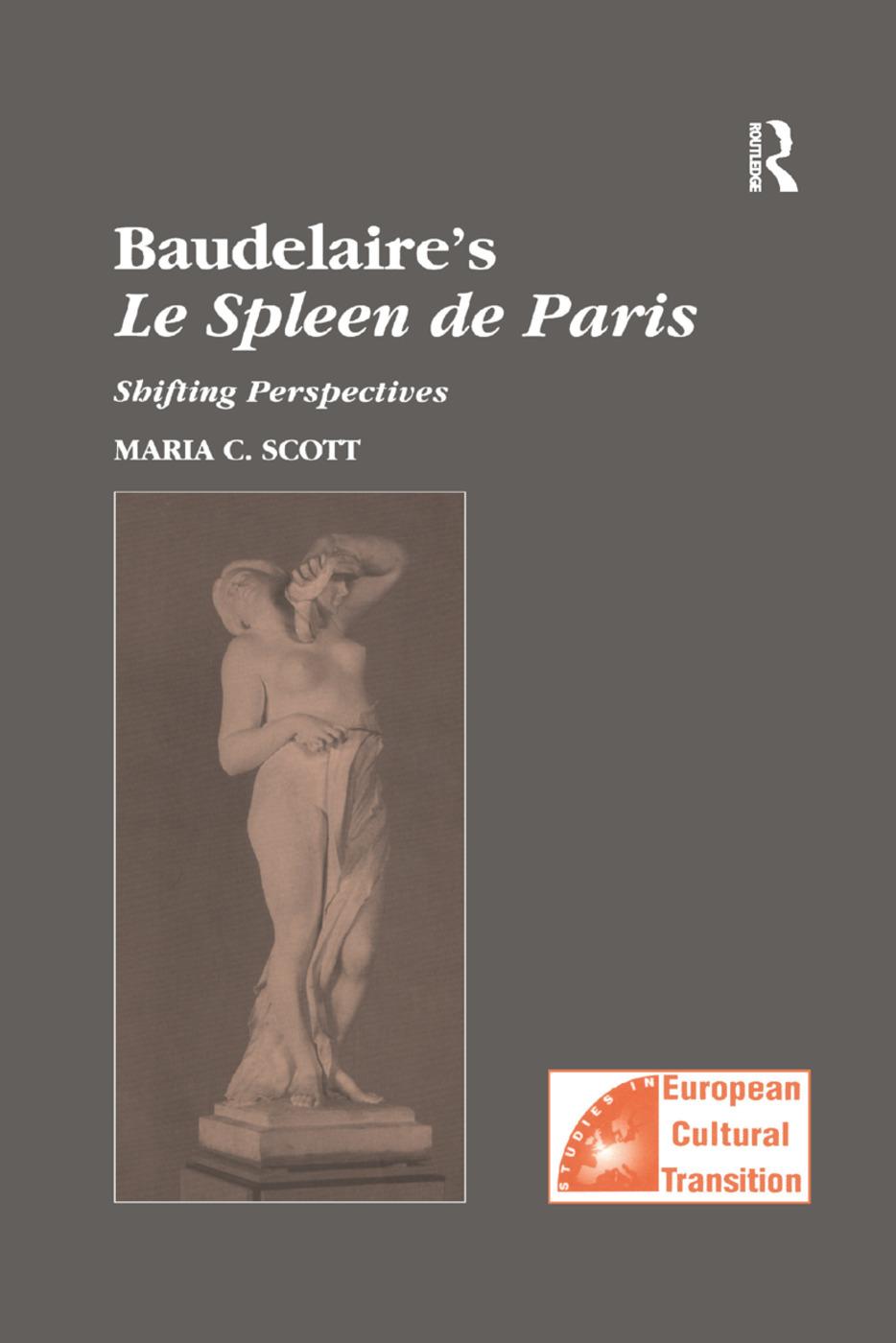 Baudelaire's Le Spleen de Paris
