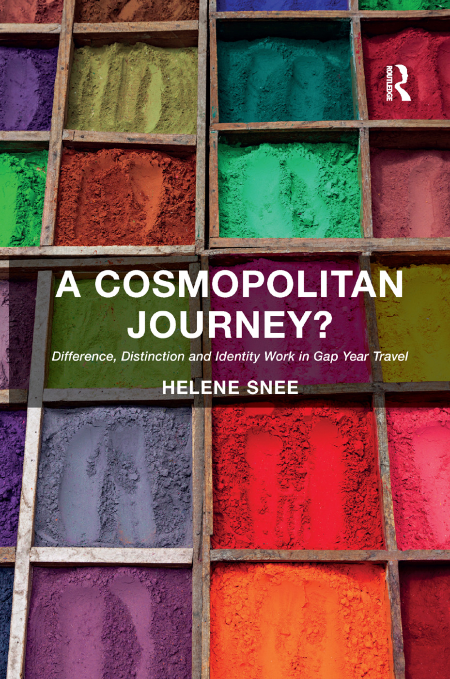 A Cosmopolitan Journey?: Difference, Distinction and Identity Work in Gap Year Travel book cover
