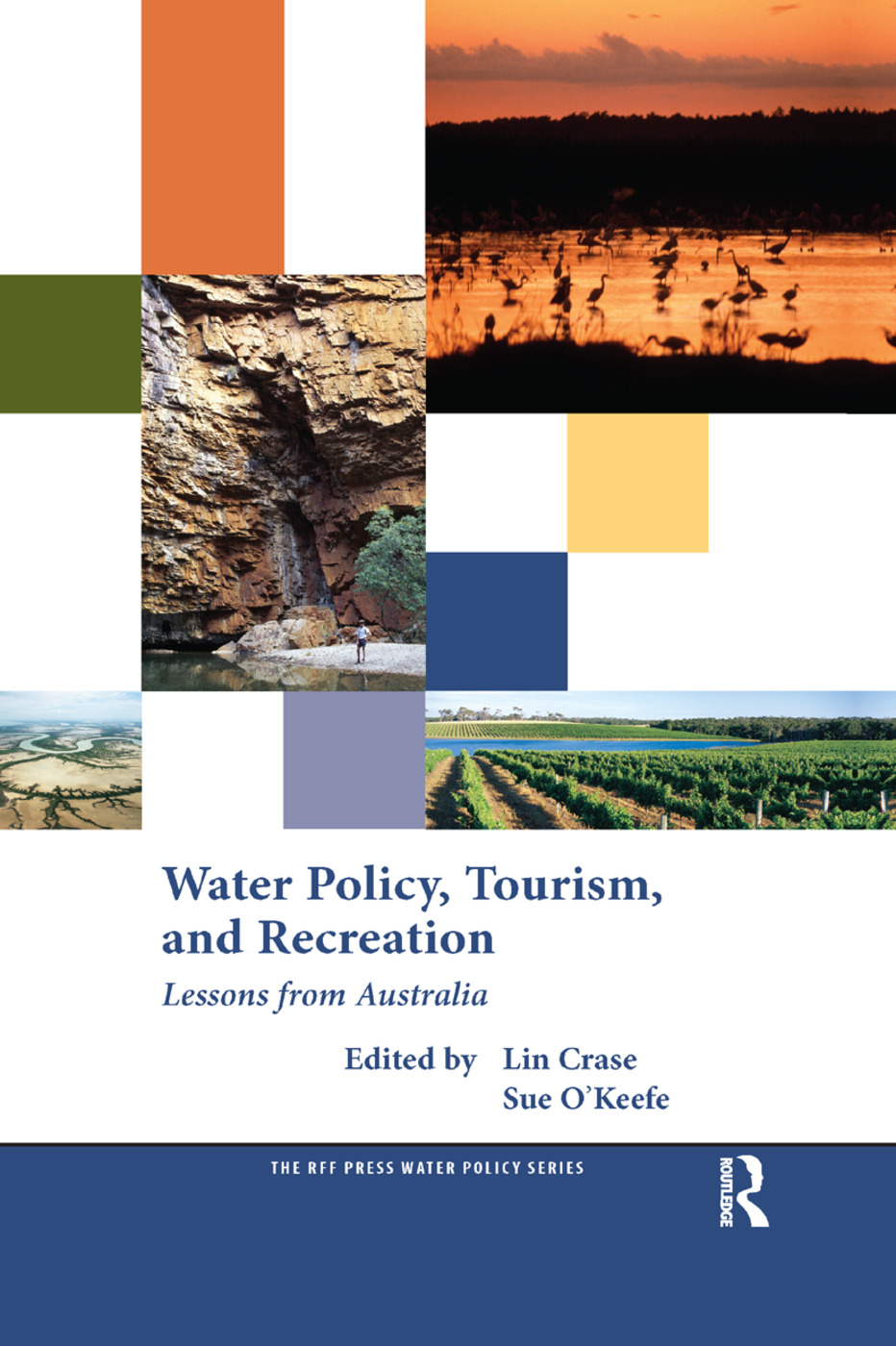 Water Policy, Tourism, and Recreation: Lessons from Australia, 1st Edition (Paperback) book cover