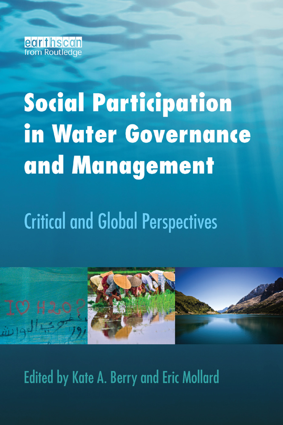 Social Participation in Water Governance and Management: Critical and Global Perspectives book cover