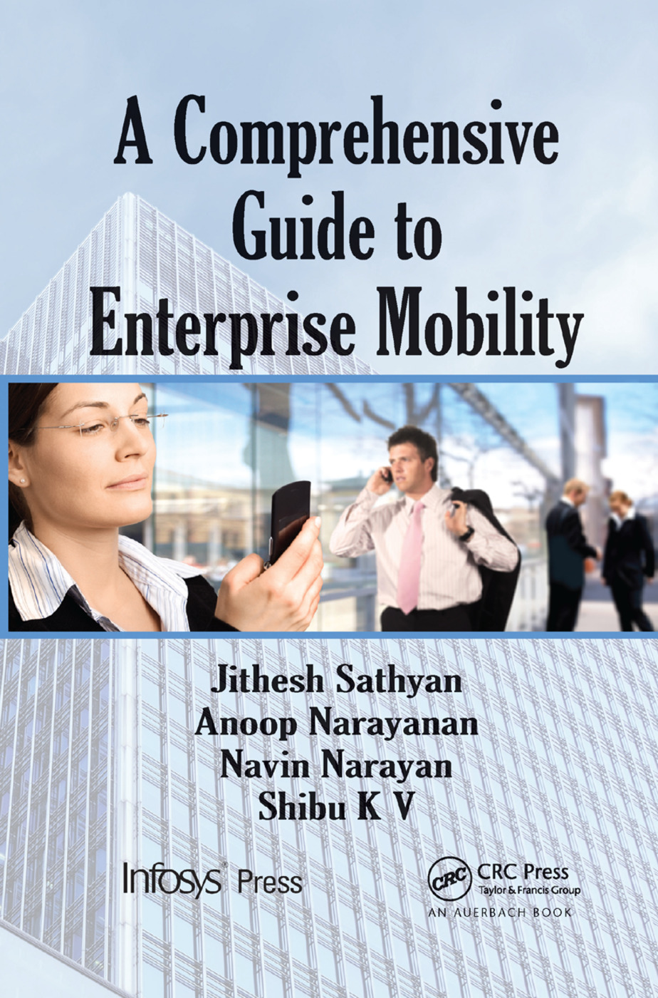 A Comprehensive Guide to Enterprise Mobility: 1st Edition (Paperback) book cover
