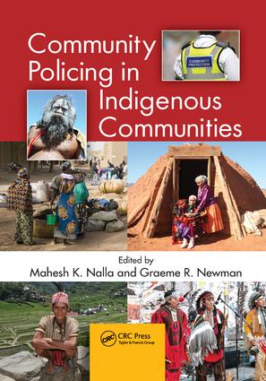 Community Policing in Indigenous Communities book cover