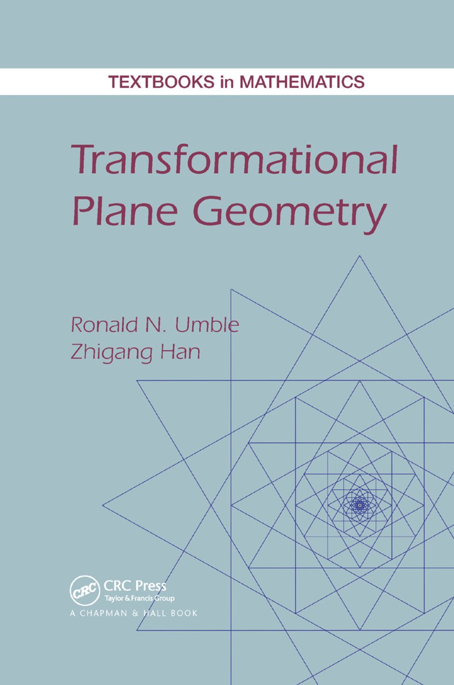 Transformational Plane Geometry: 1st Edition (Paperback) book cover