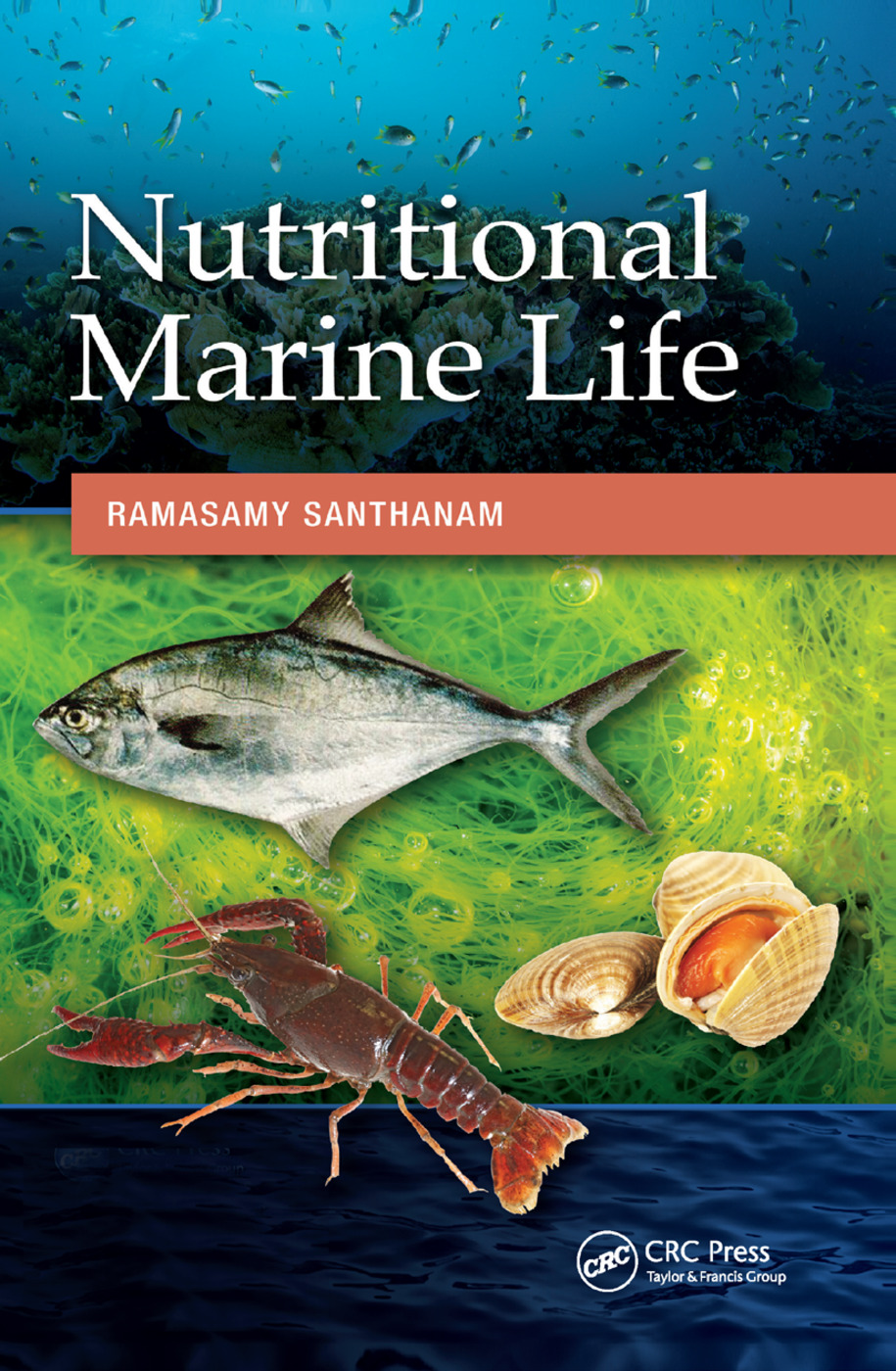 Nutritional Marine Life: 1st Edition (Paperback) book cover