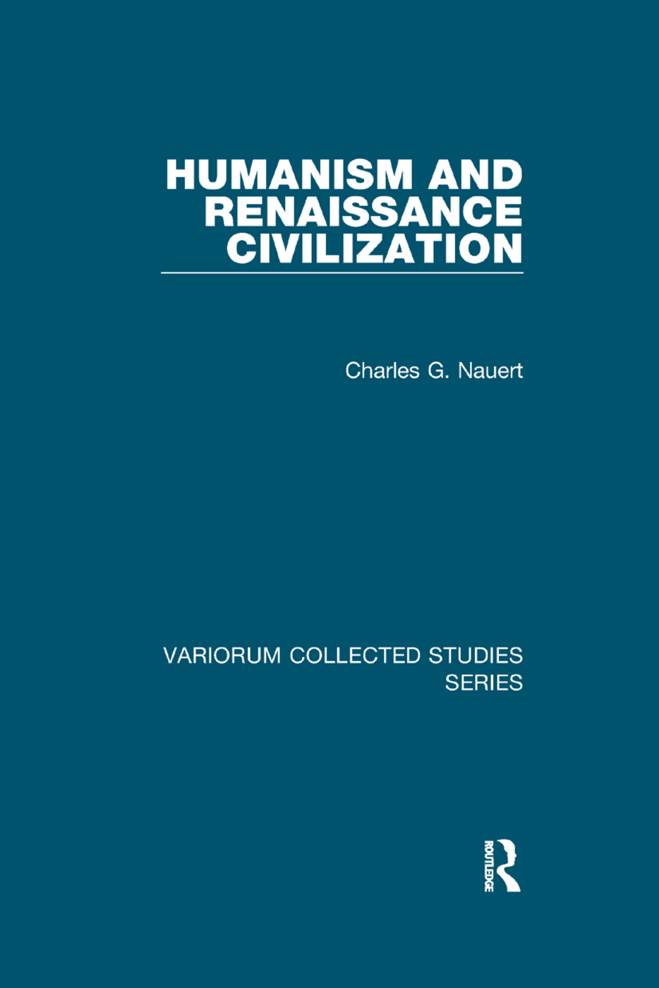 Humanism and Renaissance Civilization book cover