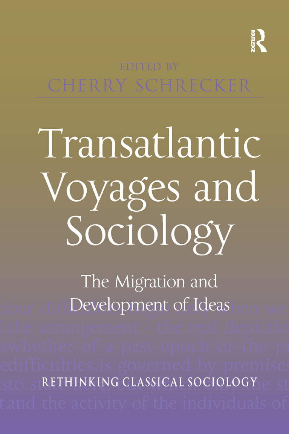 Transatlantic Voyages and Sociology