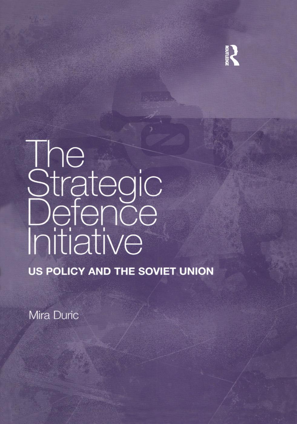 The Strategic Defence Initiative