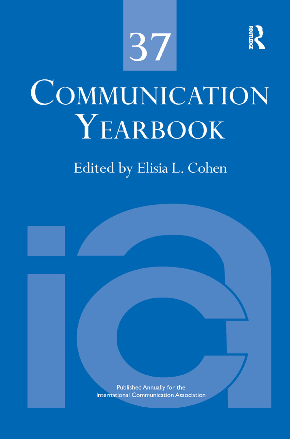 Communication Yearbook 37