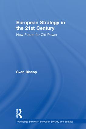 European Strategy in the 21st Century: New Future for Old Power book cover