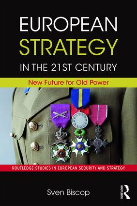 European Strategy in the 21st Century: New Future for Old Power, 1st Edition (Paperback) book cover