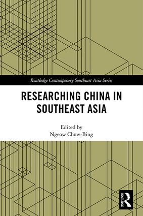 Researching China in Southeast Asia book cover
