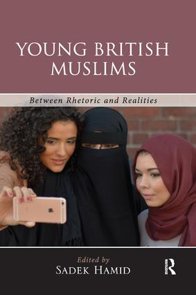 Young British Muslims: Between Rhetoric and Realities book cover