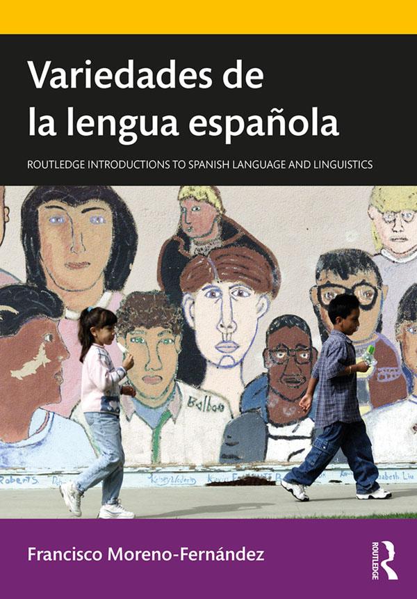 Variedades de la lengua española book cover