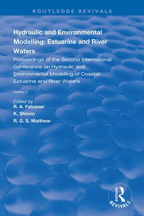 Hydraulic and Environmental Modelling: Estuarine and River Waters